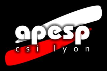 Logo - association des parents d'eleves - CSI Lyon